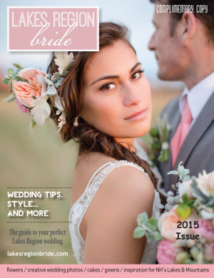Read the New 2015 Lakes Region Bride Online at Issuu