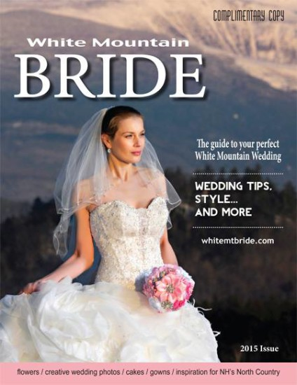 About that Cover – White Mt Bride!