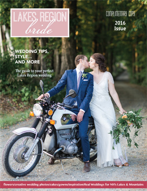 New Year – 2016 Lakes Region Bride!
