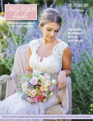 2017 Lakes Region Bride is Here!